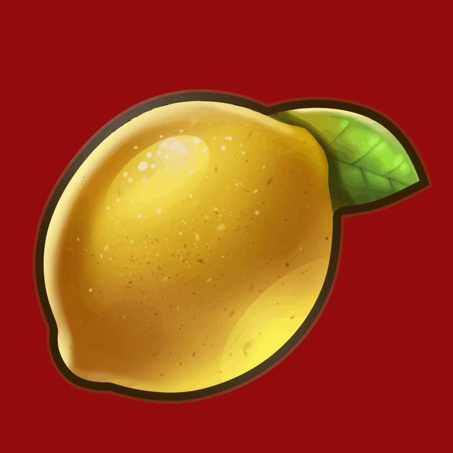 Inferno Star video slot - Lemon symbol