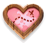 Jackpot Raiders video slot - Heart symbol