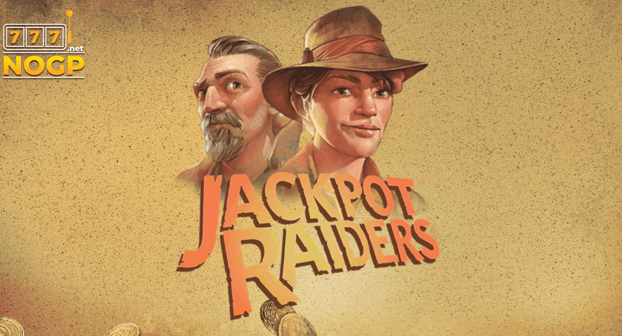 Jackpot Raiders video slot van Yggdrasil