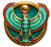 Mercy of the Gods video slot - Horus Falcon symbol