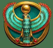 Mercy of the Gods video slot - Horus Falcon symbol