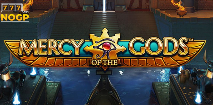 Mercy of the Gods video slot logo