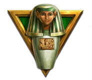 Mercy of the Gods video slot - Tutankhamun symbol