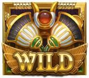 Mercy of the Gods video slot - Wild symbool