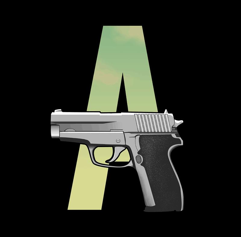 Narcos video slot - A symbol