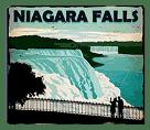 Niagara Falls video slot - Niagara Falls symbol