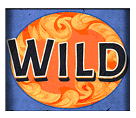 Niagara Falls video slot - Wild symbool