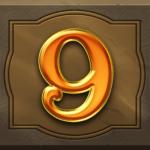 Perfect Gems video slot - 9 symbol