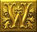 Perfect Gems video slot - Wild symbool