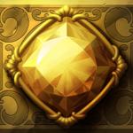 Perfect Gems video slot - Yellow gem symbol