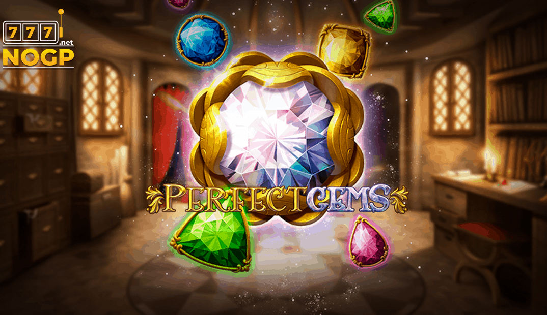 Perfect Gems video slot van Play'n GO