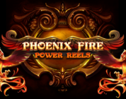 Phoenix Fire Power Reels slot logo