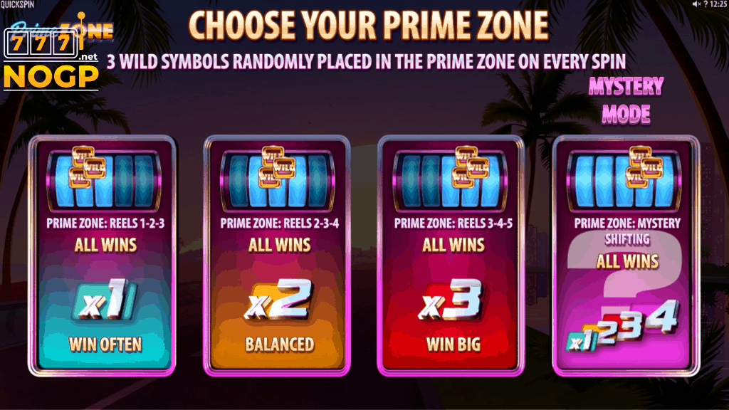 Free Spins Bonus Picker Prime Zone