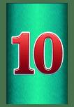 Raging Rhino Megaways slot - 10 symbol