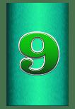 Raging Rhino Megaways slot - 9 symbol