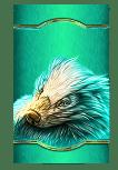 Raging Rhino Megaways slot - Badger symbol