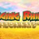 Raging Rhino Megaways slot logo