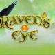 Raven's Eye slot logo