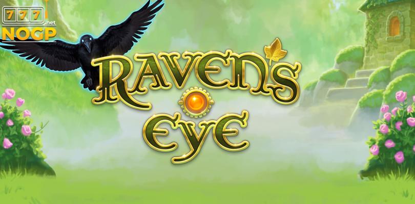 Raven's Eye slot logo