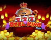 Reel King Mega video slot logo