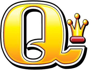 King Reel Mega video slot - Q symbol