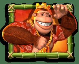 Return of Kong Megaways video slot - Kong symbol