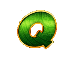 Return of Kong Megaways video slot - Q symbol