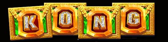 Return of Kong Megaways videoslot - Scatter symbool