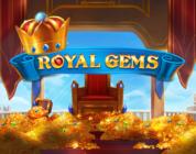 Royal Gems video slot logo