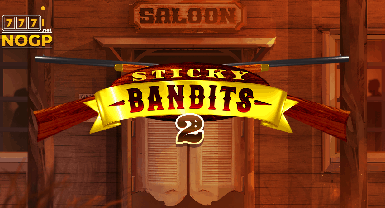 Sticky Bandits 2 video slot van Quickspin