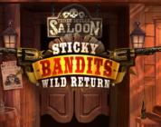 Sticky Bandits Wild Return slot logo