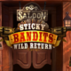 Sticky Bandits Wild Return slot logo