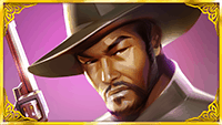 Sticky Bandits video slot - Cowboy 1 symbol