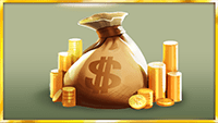 Sticky Bandits video slot - Money Bag symbol