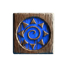 Tahiti Gold video slot - Blue Icon symbol
