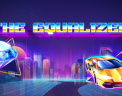 The Equalizer video slot logo