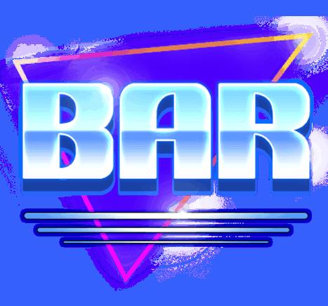 The Equalizer video slot - Bar symbol