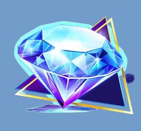 The Equalizer video slot - Crystal symbol