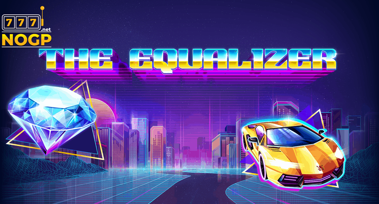 The Equalizer video slot van Red Tiger Gaming