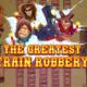 The Greatest Train Robbery slot logo