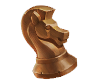 The Shadow Order video slot - Horse Chess Piece symbol
