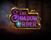 The Shadow Order slot logo