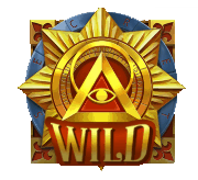 The Shadow Order video slot - Wild symbool