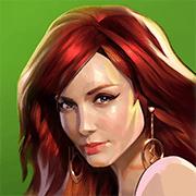 The Wild Chase video slot - Women 1 symbol