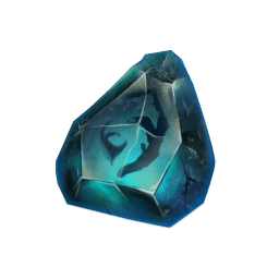 Tome of Madness video slot - Blue Gem symbol