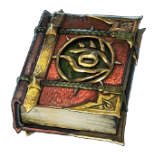 Tome of Madness video slot - Special Wild symbol