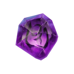 Tome of Madness video slot - Purple Gem symbol