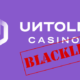Warning: Untold Casino has been placed on our blacklist.