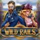 Wild Rails video slot logo