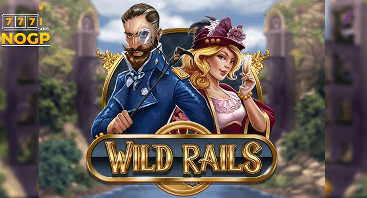 Wild Rails video slot van Play'n GO